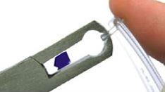 2603009 - Alicate Corte Pino Plástico Mod Vanin FLAG E  -Contém 1 Peça