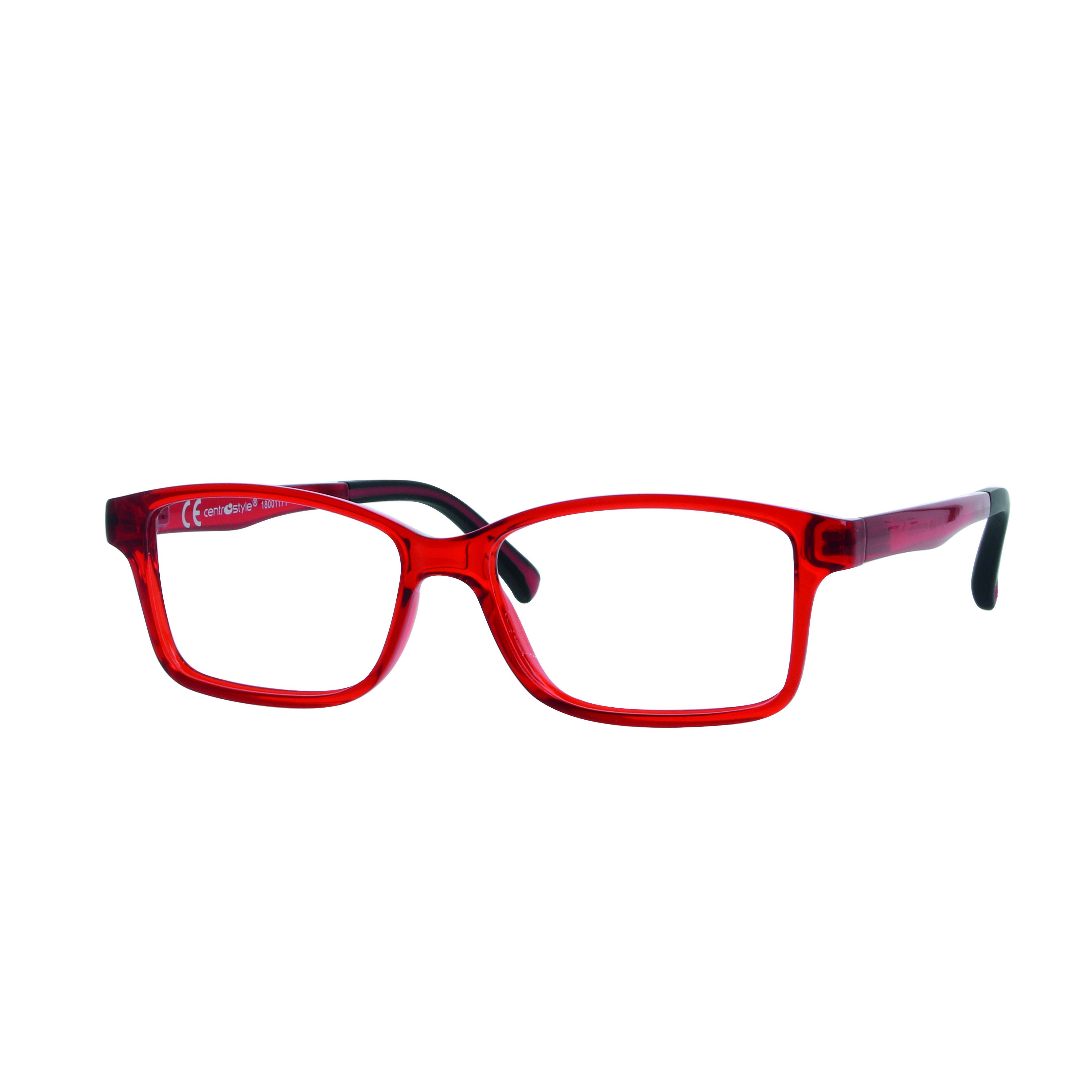 02F013046231000 - Armação Active Colours (5) 46x13 Vermelho Mod F013046231000 - Contém 1 Peça