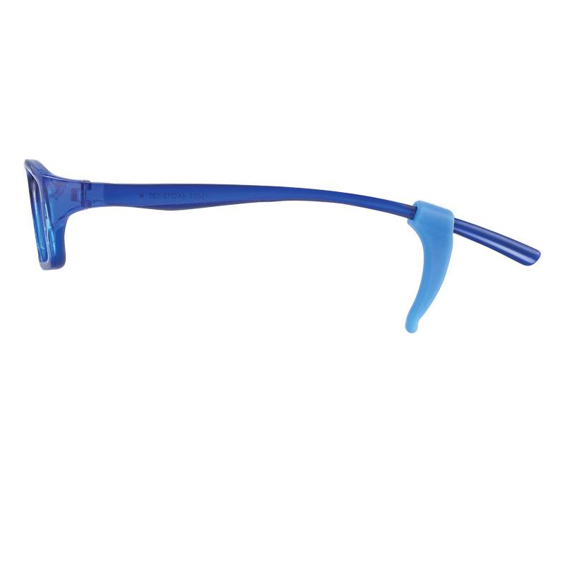 0215695 - Armação Inf Active Sport TR90/Goma 46x15 Azul Esc Mod 15695N  -Contém 1 Peça