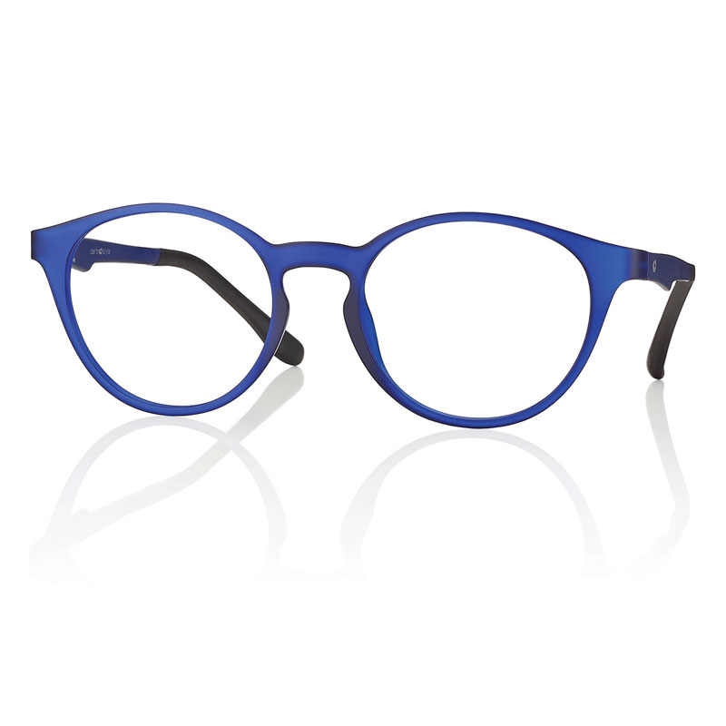 0256155 - Armação Ultem 48x18 Azul Fosco Mod 56155 FLAG 9 -Contém 1 Peça f624c146e1