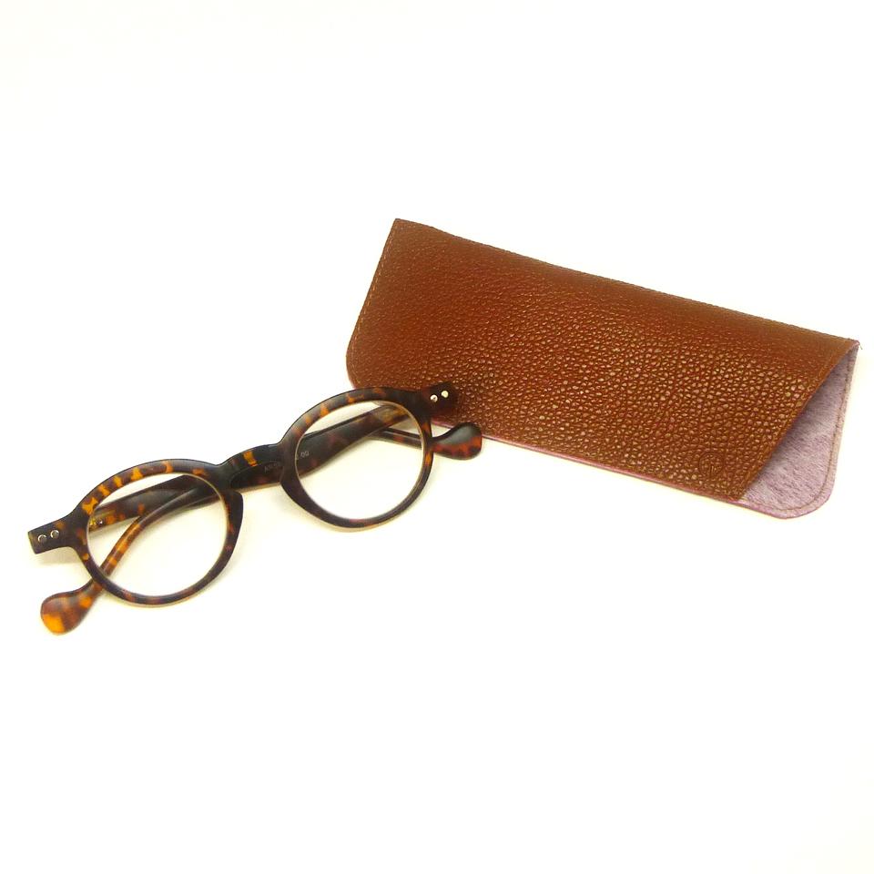 0860024-Óculos Leitura Redondo Demi +2,50 FLAG X - Contém 1 Peça  - SOB ENCOMENDA