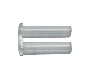0107063 - Prego Duplo Plástico M0,8x1,5x7,0mm Mod 449 SC-01 - Contém 100 Peças
