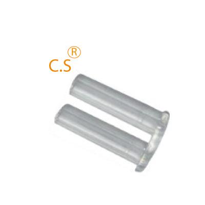 0200454S - Prego 02 Duplo Plástico D=1,4mmx7,2mm Soft Mod 454S  -Contém 50 Peças
