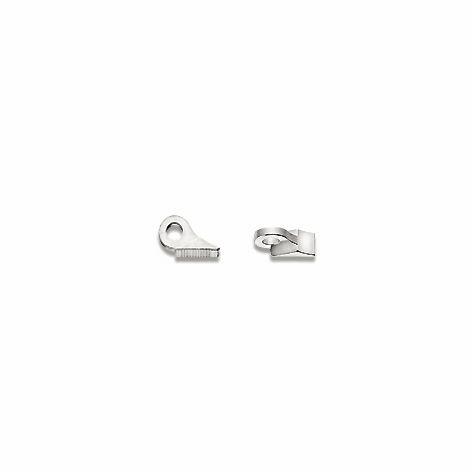0200059 - Charneira 02 Soldar 2,2mm Haste Mod 59  -Contém 20 Peças