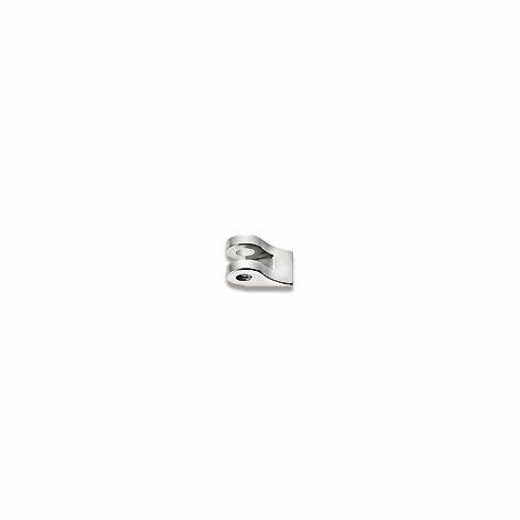 0200060 - Charneira 02 Soldar 3,0mm Frontal Esquerdo Mod 60 FLAG E  -Contém 20 Peças