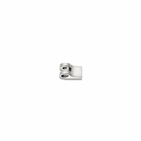 0200078 - Charneira Soldar 3,5mm Frontal Esquerdo Mod 78 FLAG E - Contém 20 Peças SOB ENCOMENDA