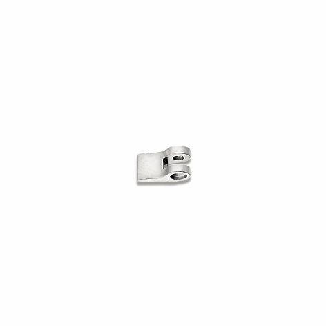 0200079 - Charneira 02 Soldar 3,5mm Frontal Direito Mod 79 FLAG E  -Contém 20 Peças