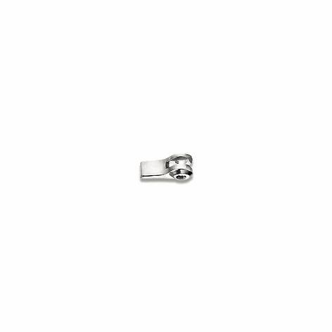 0200082 - Charneira 02 Soldar 2,1mm Frontal Direito Mod 82  -Contém 20 Peças