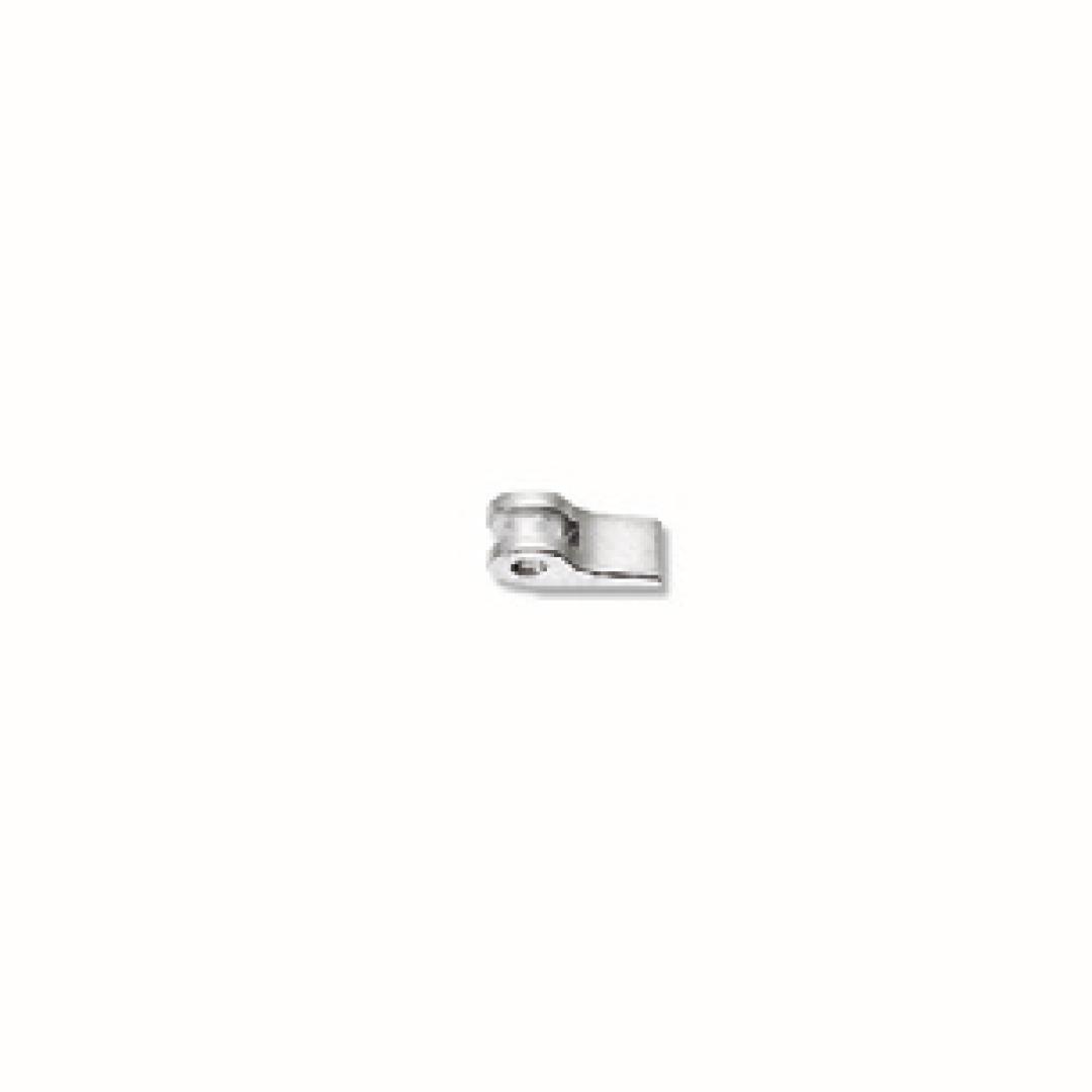 0200095 - Charneira 02 Soldar 2,5mm Frontal Esquerdo Mod 95 FLAG E  -Contém 20 Peças