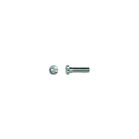 0200364 - Parafuso 02 Aço [RC1,2/CB2,2/CP6,0] Níquel Mod 364  -Contém 100 Peças
