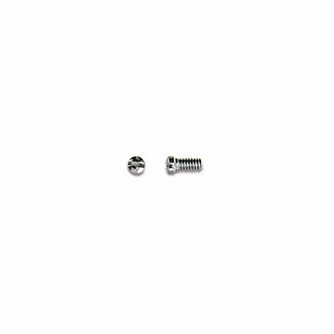 0200370 - Parafuso 02 Aço [RC1,4/CB1,8/CP3,8] Níquel Mod 370  -Contém 100 Peças