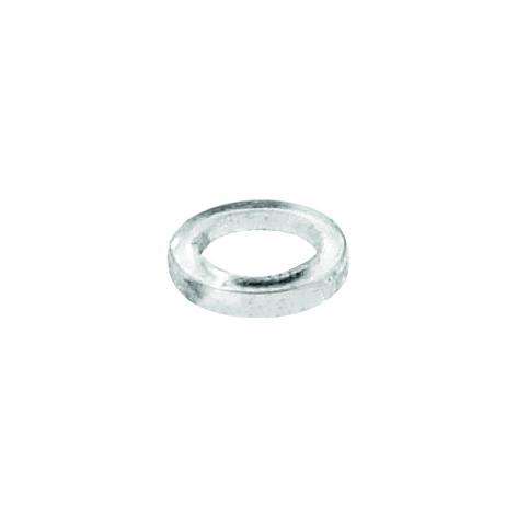0200388N-Anilha Plástica Plana 2,5x1,45x0,4mm Mod 388 - Contém 100 Peças  - ENTREGA IMEDIATA