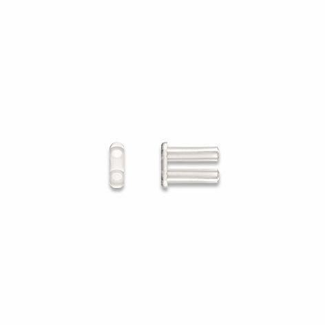 0200440 - Prego Duplo Plástico D=1,8mm Soft Mod 440 - Contém 50 Peças