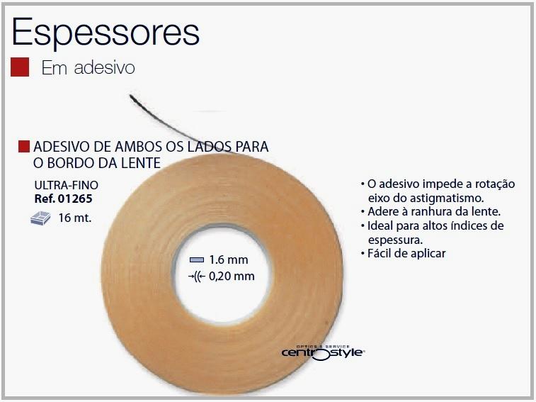 0201265 - Espessura Fio_Silicone Ultra Fino Mod 1265  -Contém 16 Metros