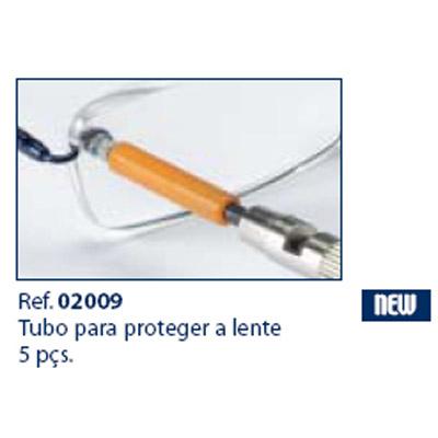 0202009 - Protetor_Lente Tubo Mod 2009 FLAG 9  -Contém 5 Peças