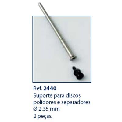 0202440-Disco Suporte para Discos Mod 2440 FLAG E - Contém 2 Peças  - ENTREGA IMEDIATA