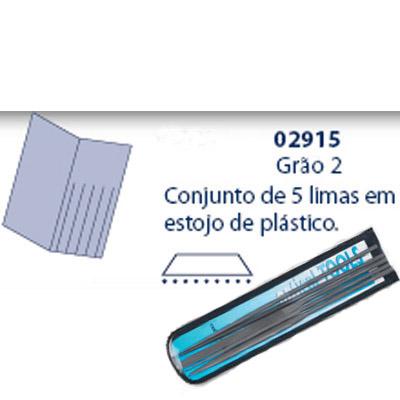 0202915-Lima Kit Grão 2 Mod 2915 FLAG E - Contém 5 Peças  - ENTREGA IMEDIATA