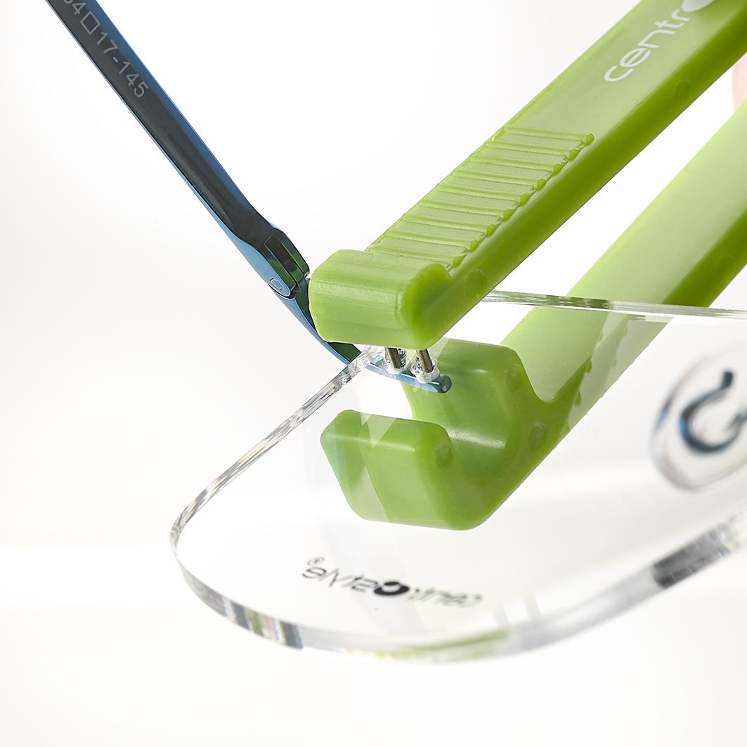 0203398-Pinça Plástica Extratora Pino Plástico BG Mod 3398 FLAG E - Contém 1 Peça  - ENTREGA IMEDIATA