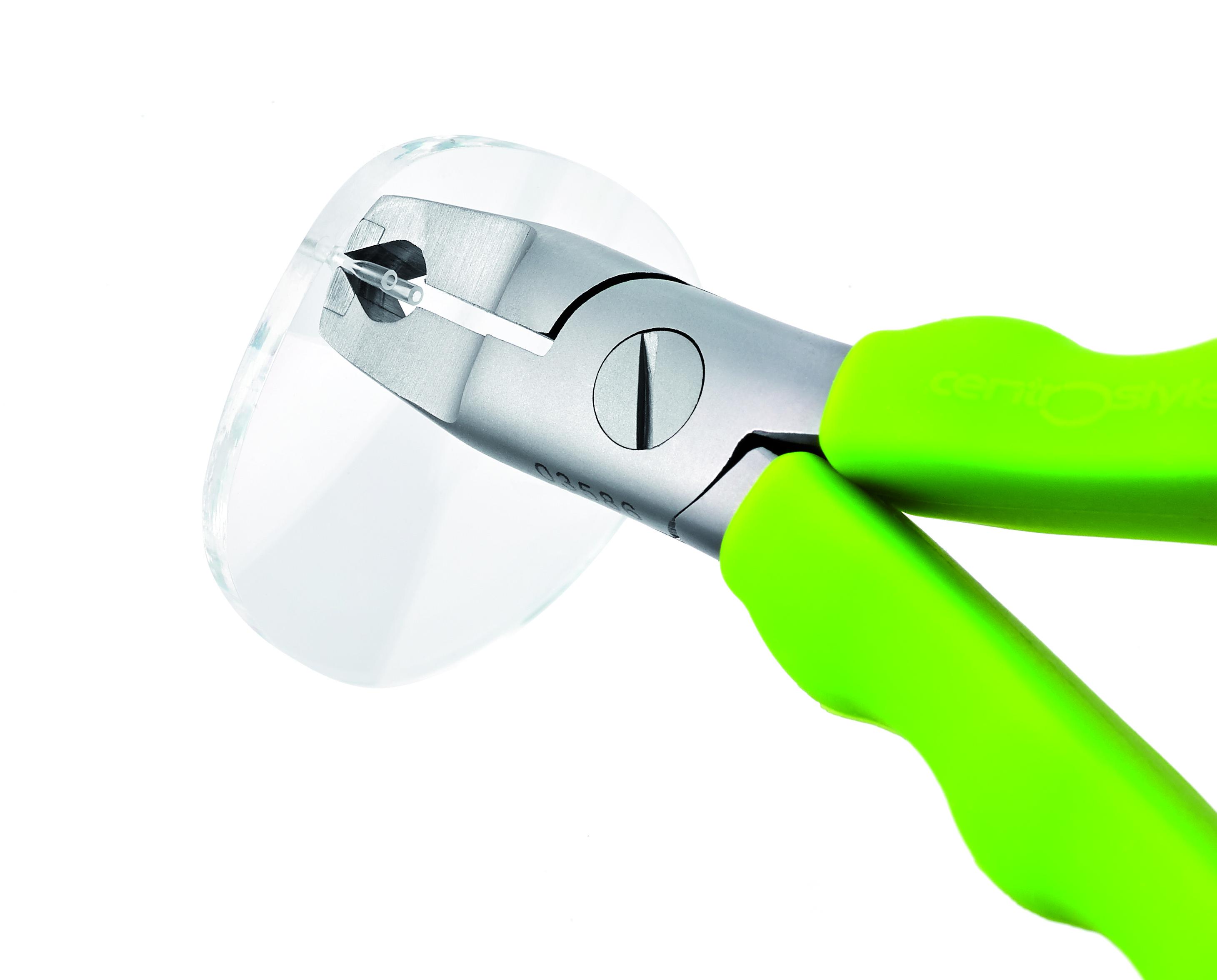 0203586N-Alicate Corte Widia Pino Plástico Mod 3586N - Contém 1 Peça  - ENTREGA IMEDIATA