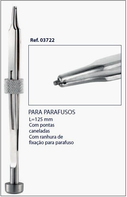 0203722 - Pinça Especial p/Parafuso Mod 3722 - Contém 1 Peça