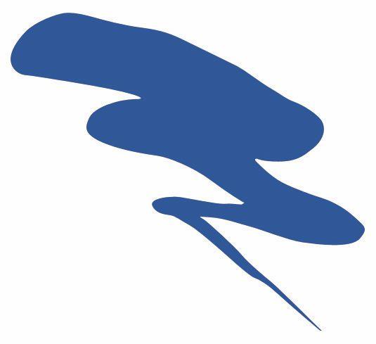 0207108 - Esmalte Retoque Laka Azul Mod 7108 FLAG P - Contém 12 Ml