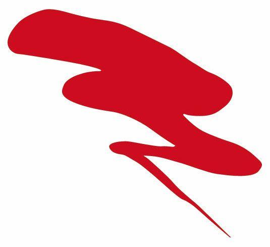 0207113 - Esmalte Retoque Laka Vermelho Rubi Mod 7113 FLAG P - Contém 12 Ml