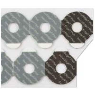 0207320 - Biadesivo Blocking Pad SuperHidrofobico D=24mm Mod 7320 FLAG E - Contém 1000 Peças SOB ENCOMENDA