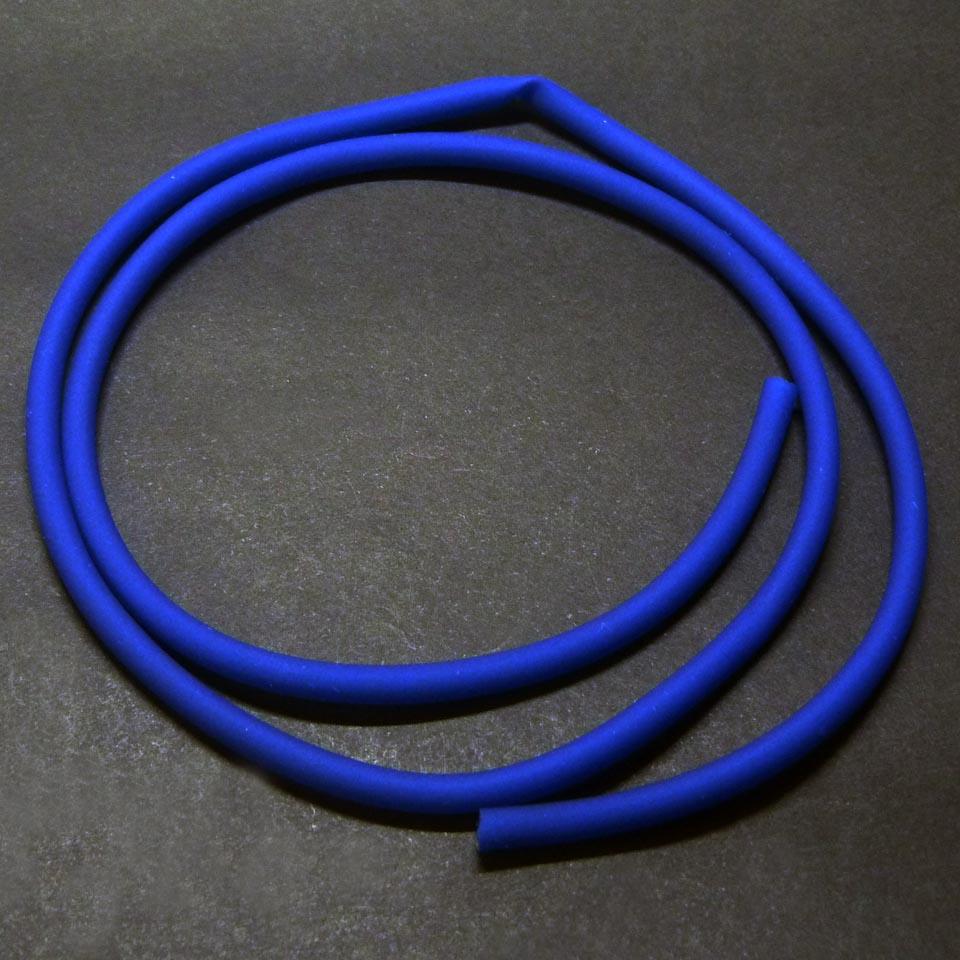 0209226 - Cordão Silicone Azul Marinho Mod 9226 FLAG E - Contém 12 Peças SOB ENCOMENDA
