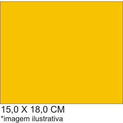 0211544B - Microfibra 02 Standard 15x18,0 Ouro Mod 11544B  -Contém 100 Peças