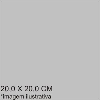0211573B - Microfibra Standard 20x20,0 Cinza Mod 11573B FLAG E - Contém 100 Peças SOB ENCOMENDA