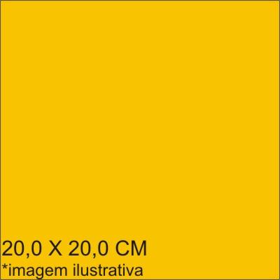 0211574B - Microfibra Standard 20x20,0 Ouro Mod 11574B FLAG E  -Contém 100 Peças