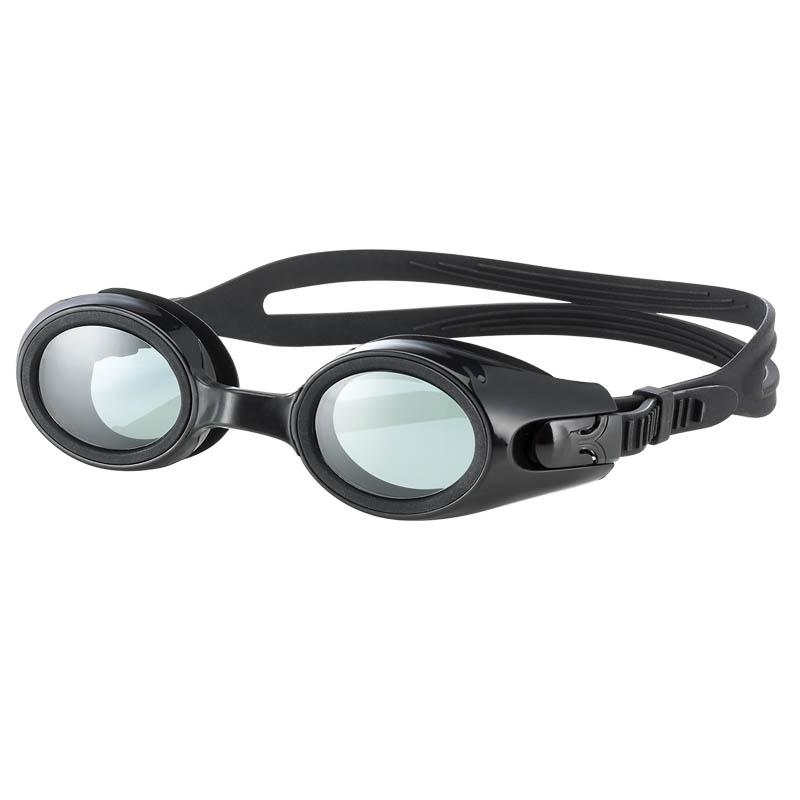 0212003 - Óculos Natação Lente Neutra p/Graduar TU Preto Mod 12003 - Contém 1 Peça