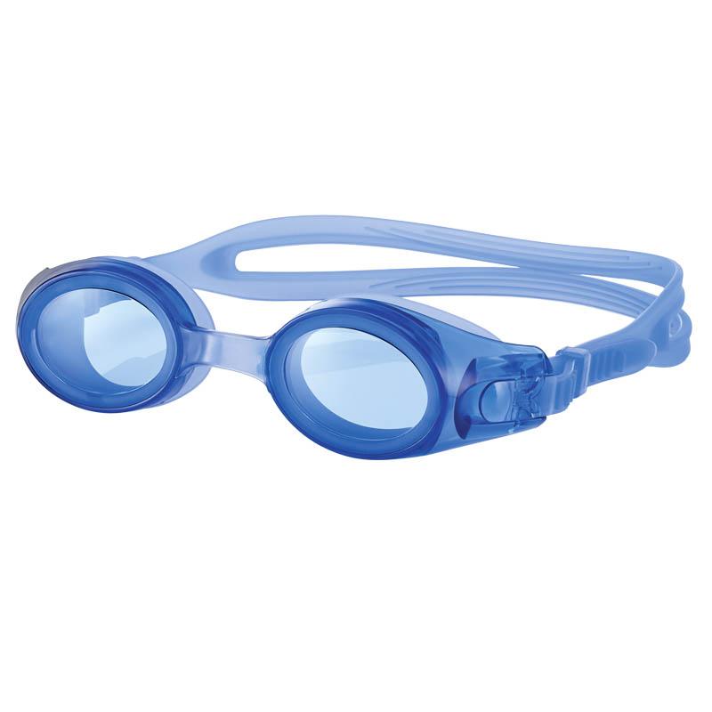 0212004 - Óculos Natação Lente Neutra p/Graduar TU Azul Cl Mod 12004 - Contém 1 Peça