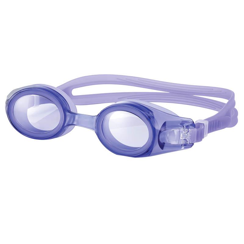 0212005 - Óculos Natação Lente Neutra p/Graduar TU Violeta Mod 12005  -Contém 1 Peça