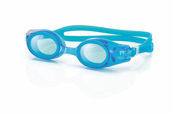 0212006 - Óculos Natação Lente Neutra p/Graduar TU Verde Mod 12006  -Contém 1 Peça