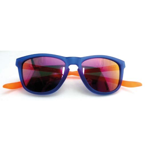 0215097 - Óculos-Solar CS Koala 52x17 Azul/Laranja Mod 15097 FLAG 9 - Contém 1 Peça