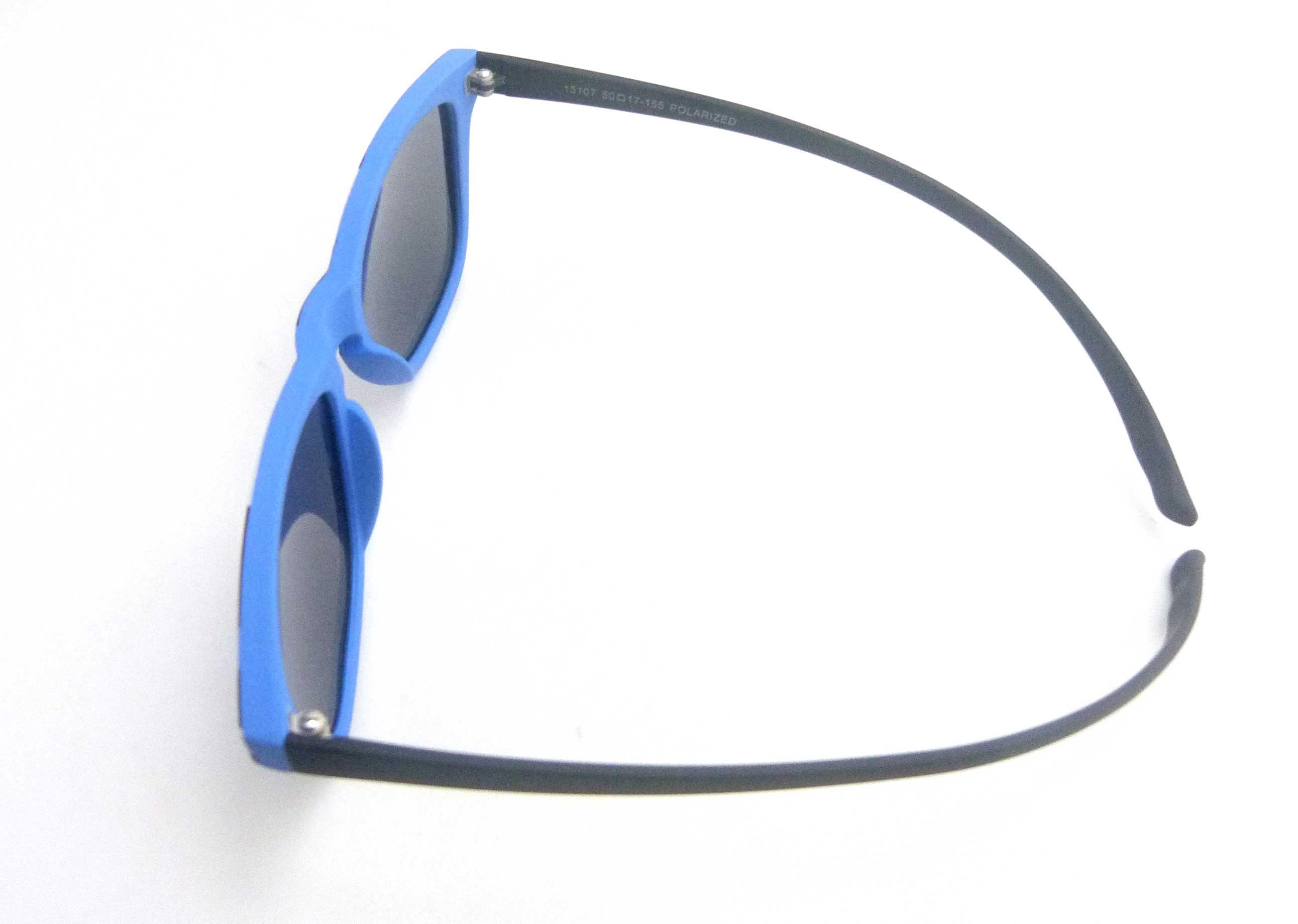0215107 - Óculos-Solar CS Koala Camuflado 50x17 Azul Mod 15107 FLAG 9 - Contém 1 Peça