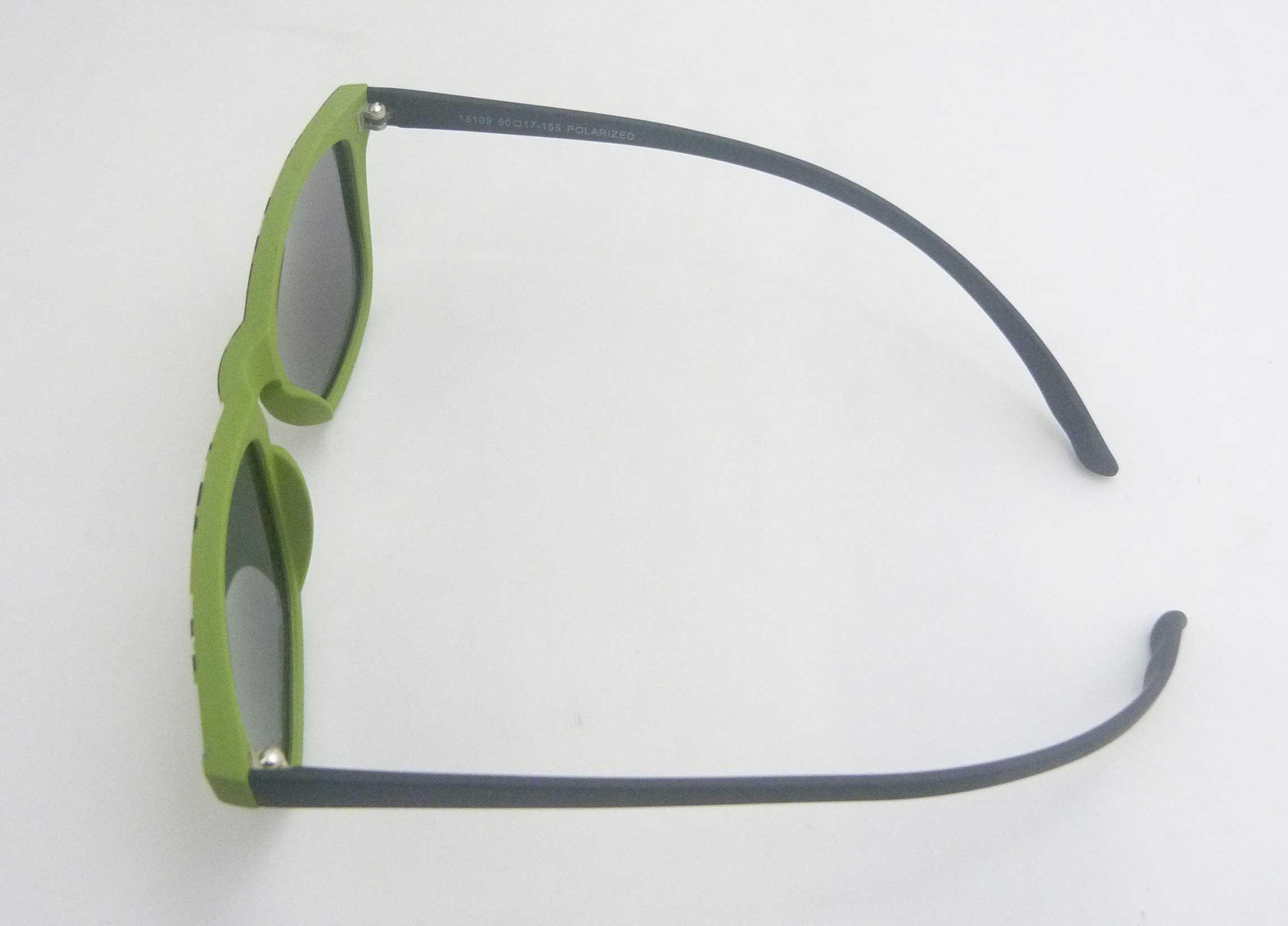 0215109 - Óculos-Solar CS Koala Camuflado 50x17 Verde Mod 15109 FLAG 9  -Contém 1 Peça