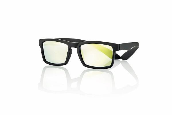 0215150 - Óculos-Solar Inf Koala Rubber 46x17 Preto/Preto Mod 15150 FLAG 9 - Contém 1 Peça