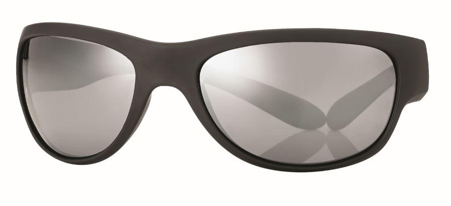 0215190 - Óculos-Solar CS Moto 63x19 Preto/Preto/Cinza Mod 15190 FLAG E - Contém 1 Peça SOB ENCOMENDA