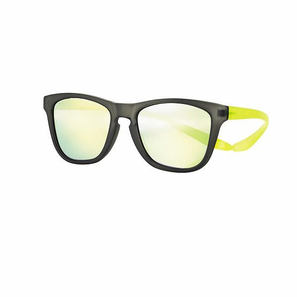 0215201 - Óculos-Solar Inf Koala 46x17 Preto/Verde Mod 15201 FLAG 9 - Contém 1 Peça