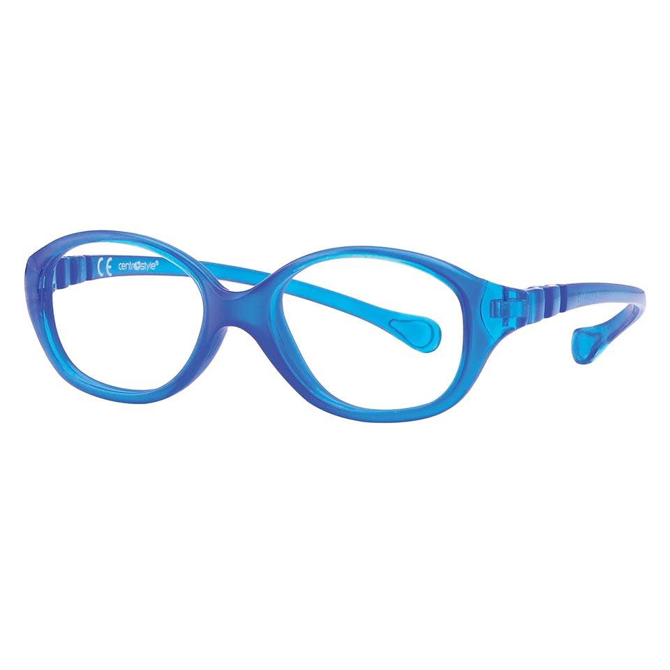 0215366N-Armação Active Spring Gatinha 42x14 Azul Esc Mod 15366 FLAG 9 - Contém 1 Peça  - SOB ENCOMENDA   PRODUTO EM PROMOÇÃO