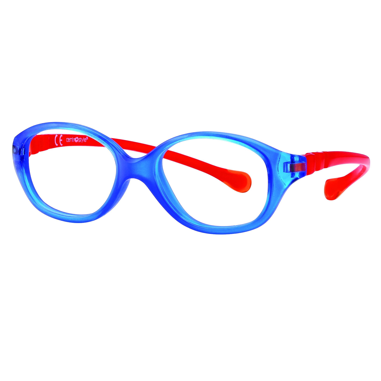 0215367N-Armação Active Spring Gatinha 42x14 Azul/Vermelho Mod 15367 FLAG 9 - Contém 1 Peça  - SOB ENCOMENDA   PRODUTO EM PROMOÇÃO