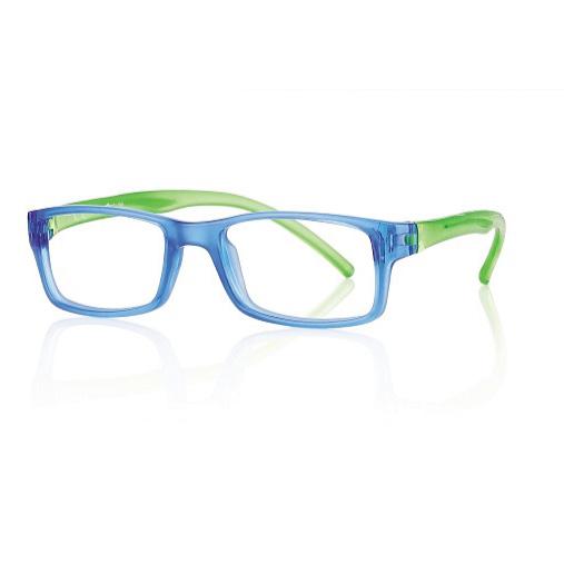 0215778N - Armação Inf Active Sport TR90/Goma (5) 48x17 Azul/Verde Mod 15778N - Contém 1 Peça