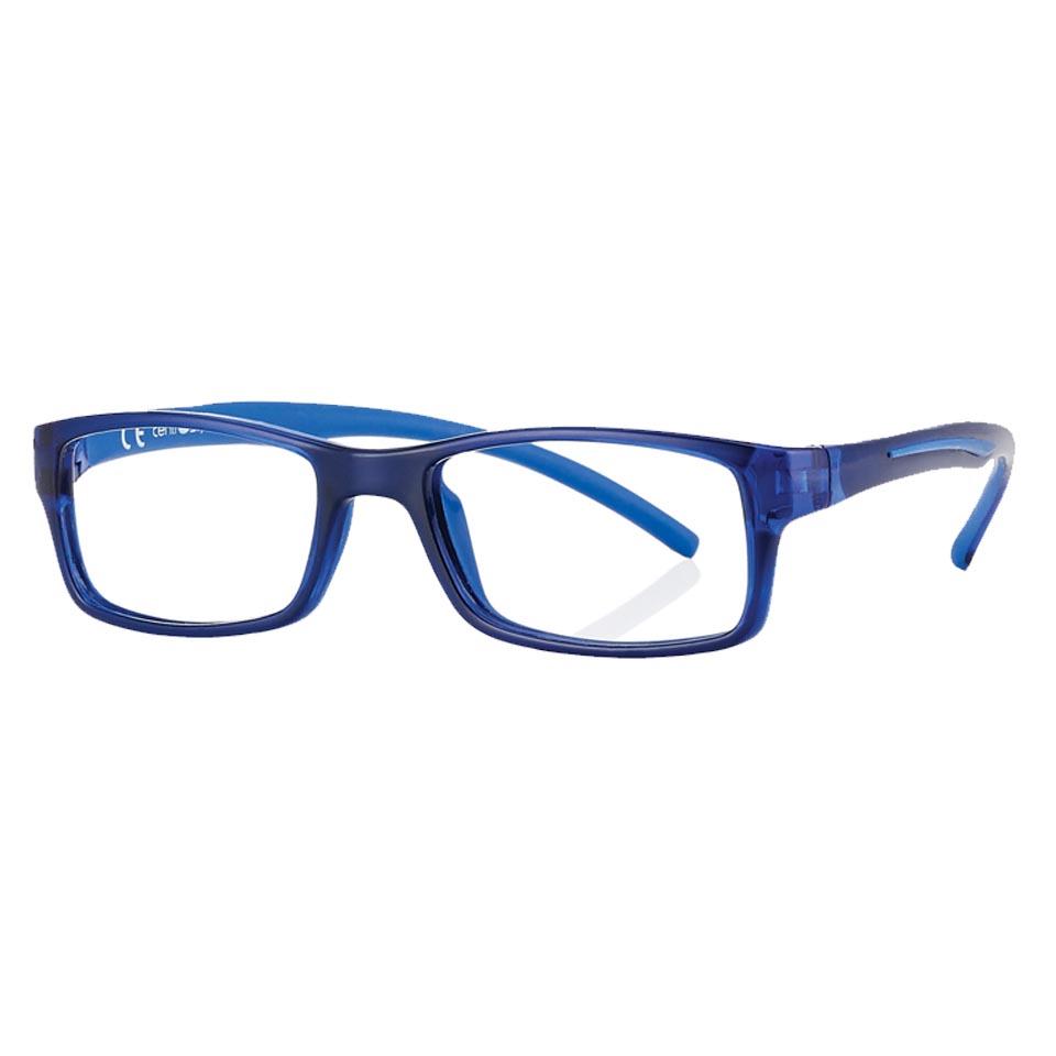 0215861N - Armação Inf Active Sport TR90/Goma 48x17 Azul Esc Mod 15861N FLAG 3  -Contém 1 Peça