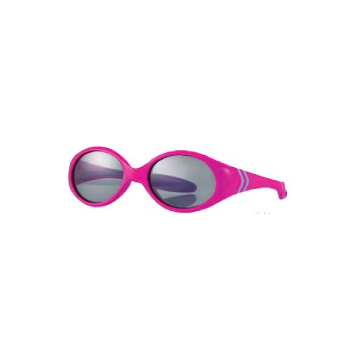 0216708 - Óculos-Solar Inf Baby 40x15 Fuchsia/Azul Claro Mod 16708  -Contém 1 Peça