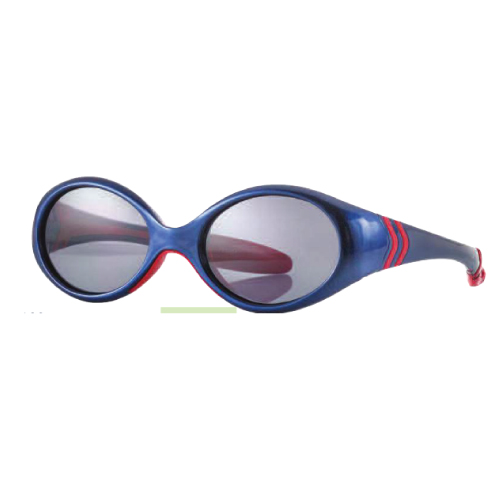 0216866 - Óculos-Solar Inf Baby 42x15 Azul/Vermelho Mod 16866  -Contém 1 Peça