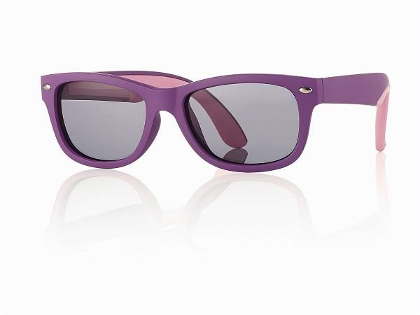 0216950 - Óculos-Solar Inf Junior 48x16 Lilás/Rosa Mod 16950  -Contém 1 Peça