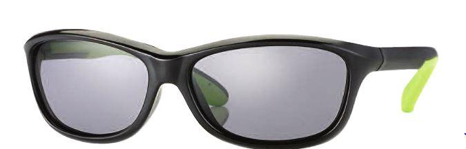 0216968 - Óculos-Solar Inf Kids 52x13 Preto/Verde Mod 16968  -Contém 1 Peça