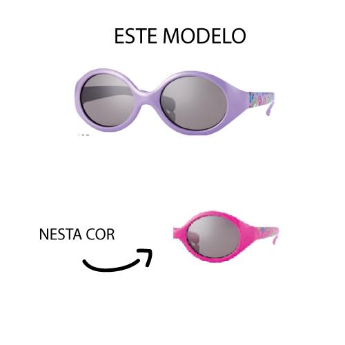 0216980 - Óculos-Solar Inf Baby 39x14 Fuchsia Mod 16980  -Contém 1 Peça